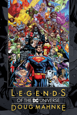 Legends of the DC Universe: Doug Mahnke