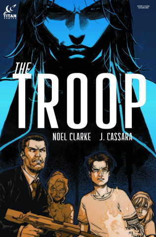 The Troop #1 (Subscription Casagrande Cover)