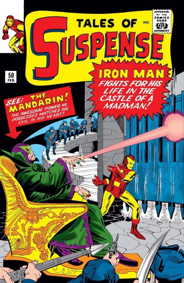 Criminally Insane: Mandarin #1 (True Believers)