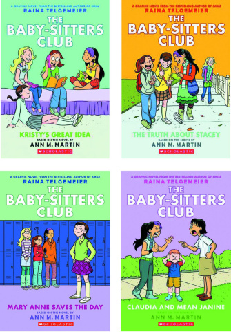 The Baby-Sitters Club (Color Box Set)