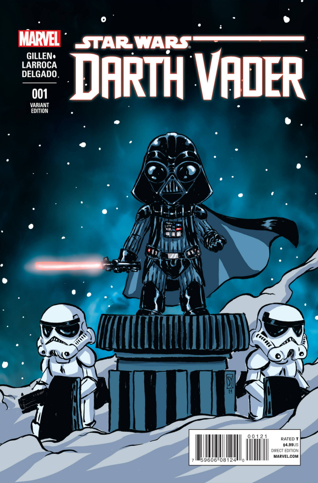 Darth Vader #1 (Young Cover)