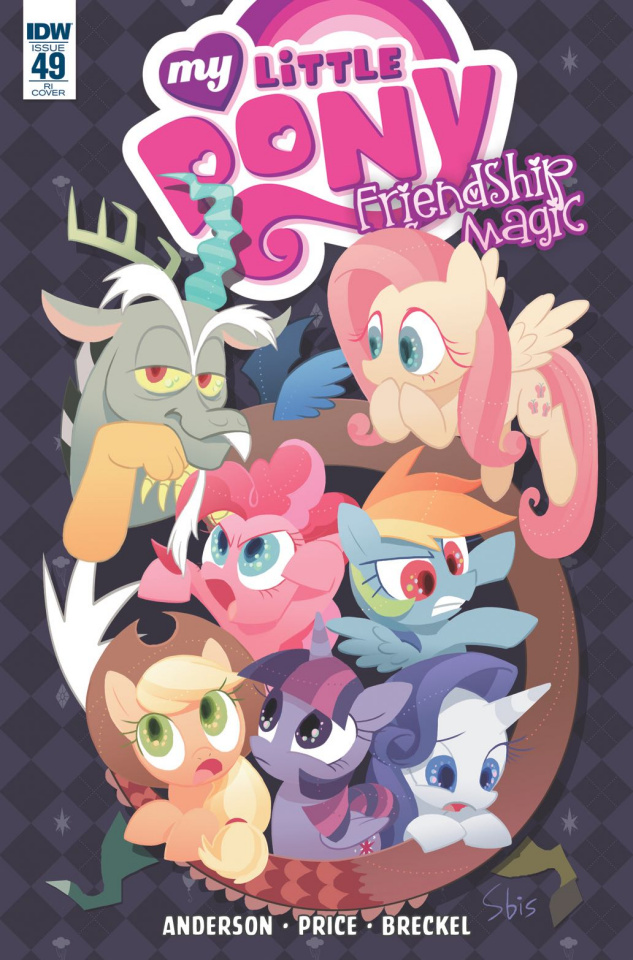 My Little Pony: Friendship Is Magic #49 (10 Copy Cover)