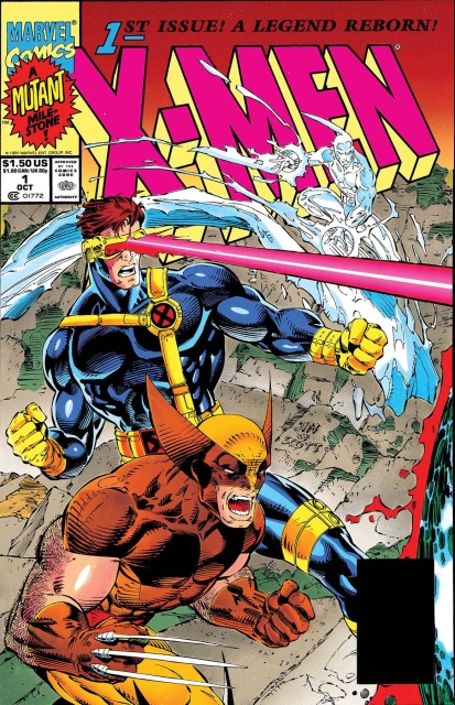 X-Men: Blue #1 (True Believers)
