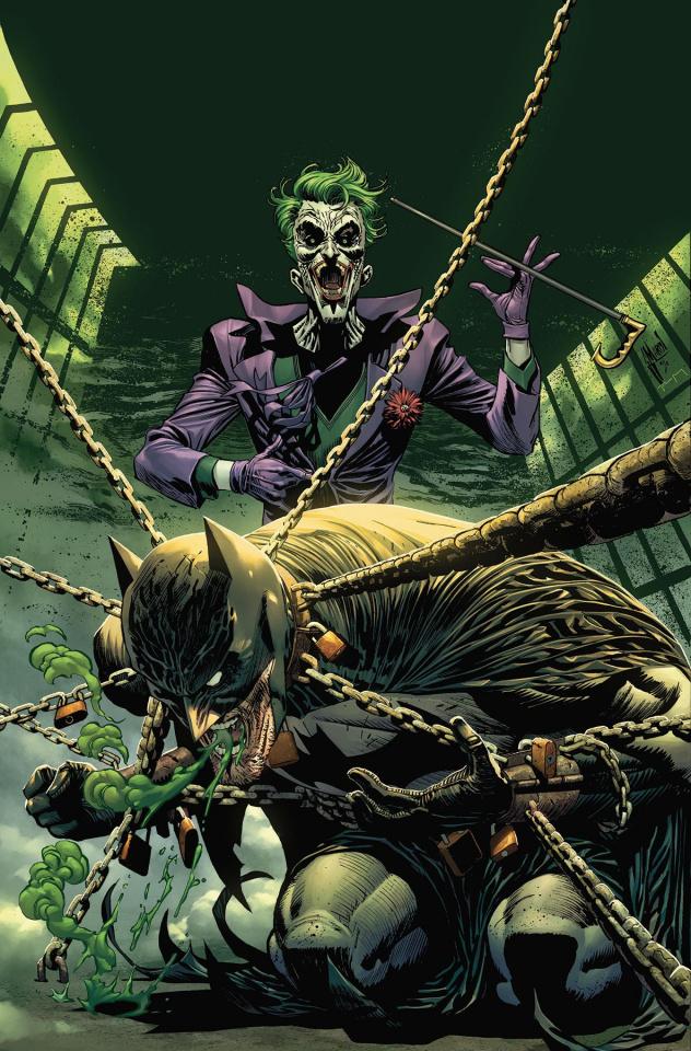 Batman #97: Joker War