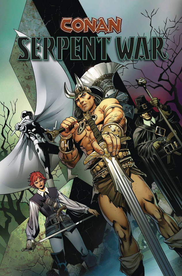 Conan: Serpent War