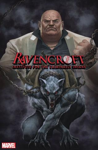 Ravencroft #2 (Skan Cover)