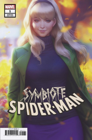 Symbiote Spider-Man #1 (Artgerm Cover)