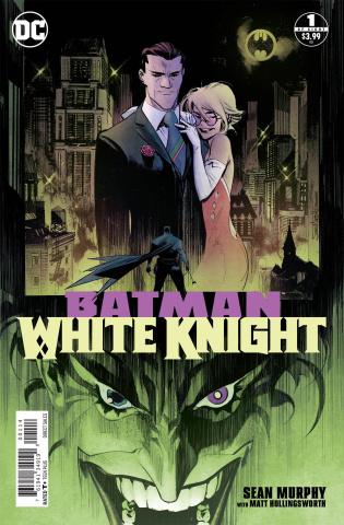 Batman: White Knight #3 (2nd Printing)