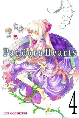 Pandora Hearts Vol. 5