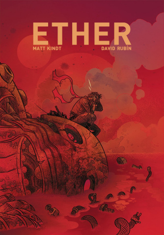 Ether: The Copper Golems #5 (Rubin Cover)