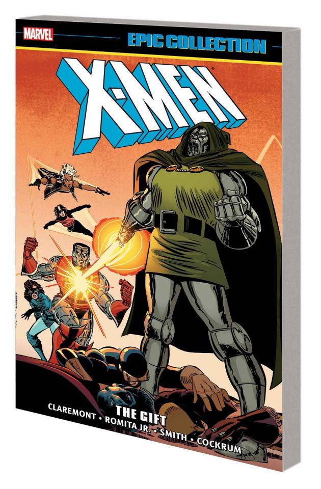 X-Men: The Gift