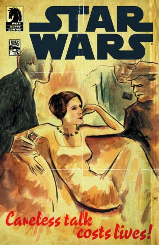 Star Wars: Rebel Heist #2 (Kindt Cover)