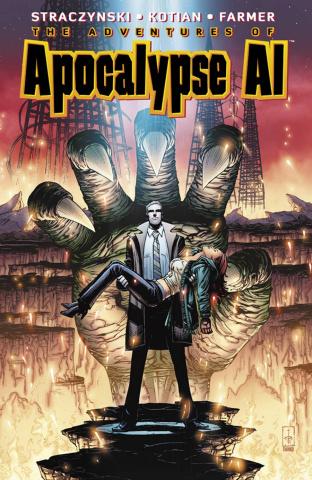 Apocalypse Al #4 (Kotian & Farmer Cover)