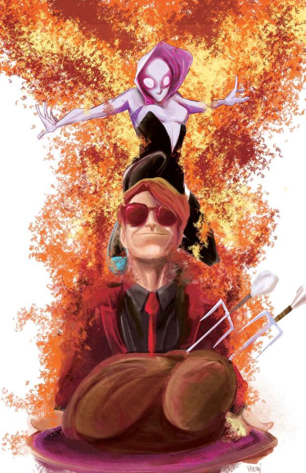 Spider-Gwen #14