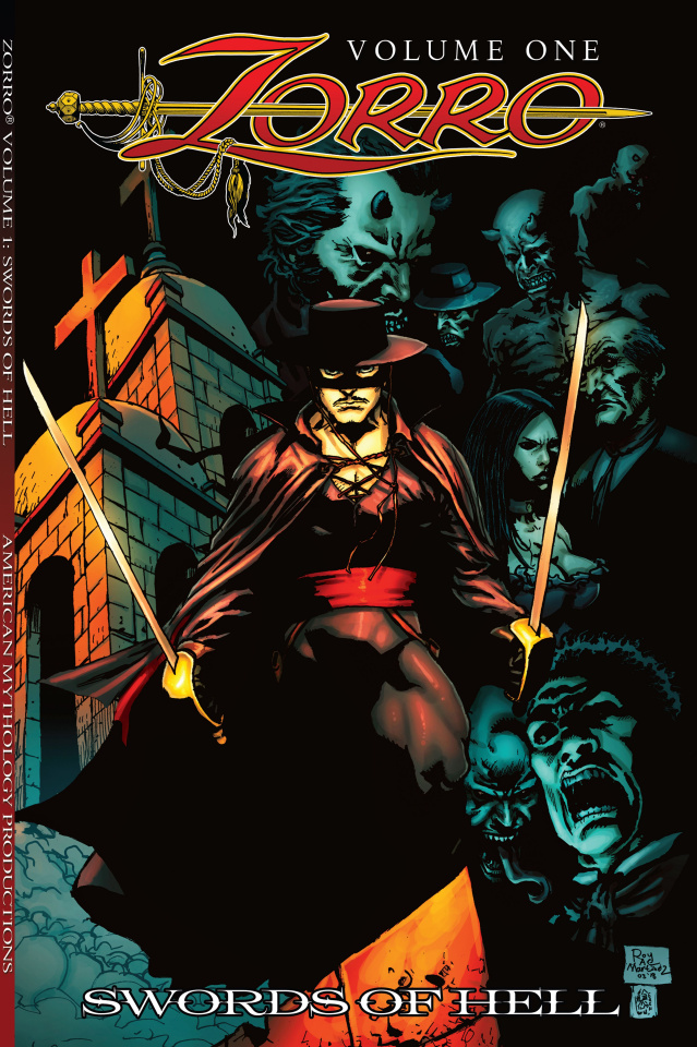 Zorro: Swords of Hell