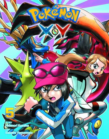 Pokemon XY Vol. 5