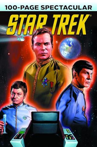 Star Trek: 100 Page Spectacular 2012