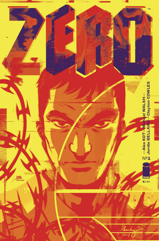 Zero #1 (Cloonan Cover)