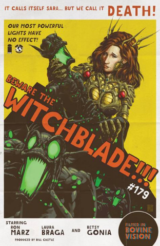 Witchblade #179 (Christopher Cover)