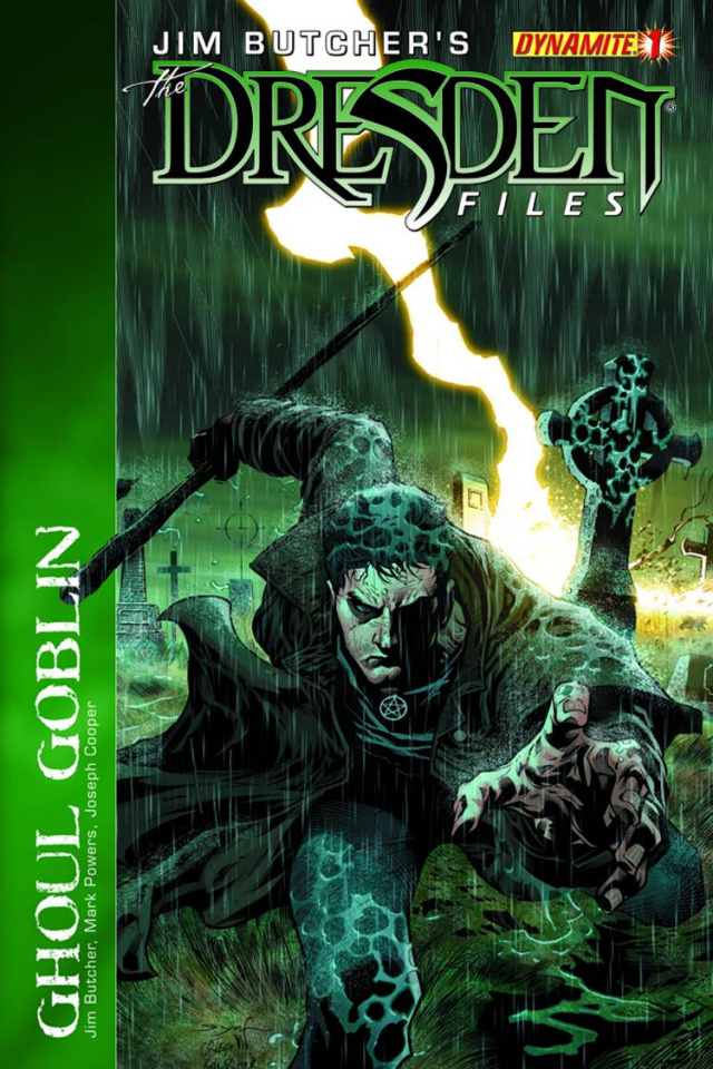 The Dresden Files: Ghoul Goblin #1