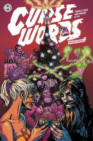 Curse Words Holiday Special #1 (Browne Cover)