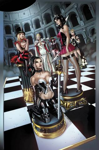 Grimm Fairy Tales: Wonderland #24 (Ortiz Cover)