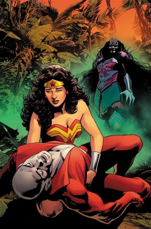 Wonder Woman #779 (Travis Moore & Paulina Ganucheau Cover)