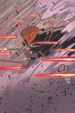 Space Pirate: Captain Harlock #6 (20 Copy Juni Ba Virgin Cover)