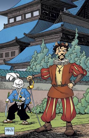 Usagi Yojimbo #150