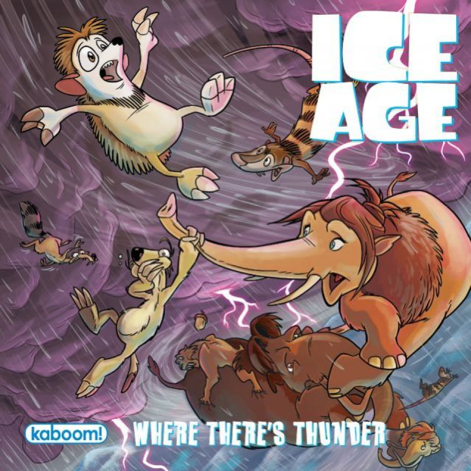 Ice Age: Where There's Thunder