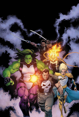 The War of the Realms: Strikeforce - The Dark Elf Realm #1