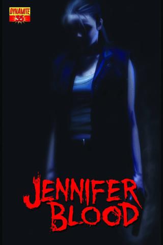 Jennifer Blood #35