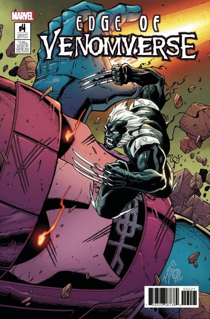 Edge of Venomverse #4 (Lim Cover)