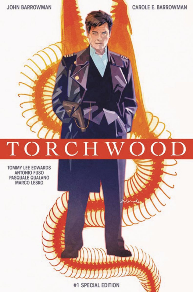 Torchwood #1 (Convention Cover)