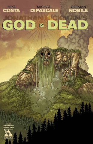 God Is Dead #25 (End of Days Cover)