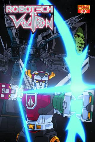Robotech / Voltron #4
