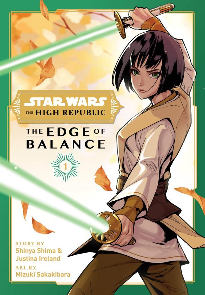 Star Wars: The High Republic - The Edge of Balance