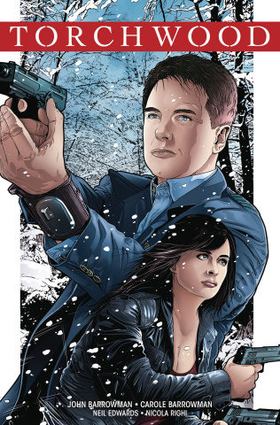 Torchwood: The Culling #4 (Navarro Cover)
