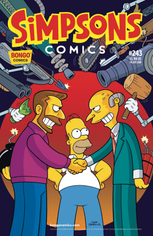 Simpsons Comics #243