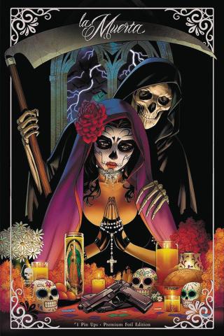 La Muerta: Pin-Ups (Foil Premium Cover)