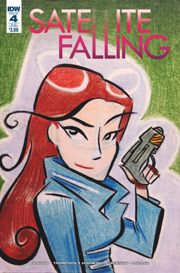 Satellite Falling #4 (Subscription Cover)