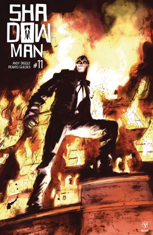 Shadowman #11 (Grant Cover)