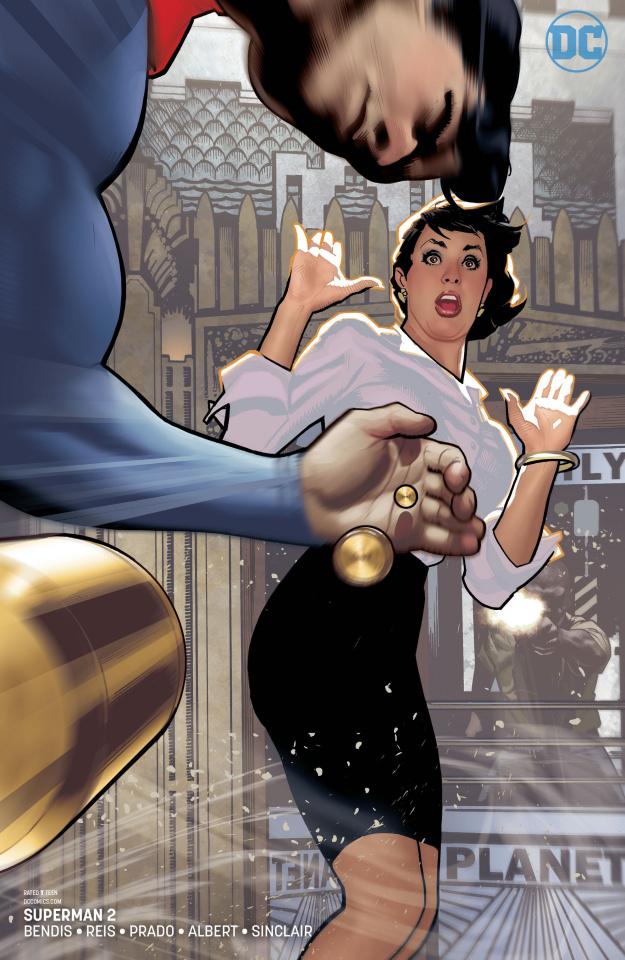 Superman #2 (Hughes Cover)