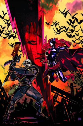 Batwoman Vol. 5: Webs