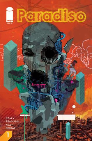Paradiso #1 (Ward Cover)