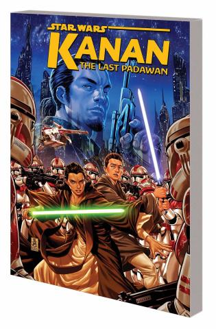Star Wars: Kanan Vol. 1: The Last Padawan