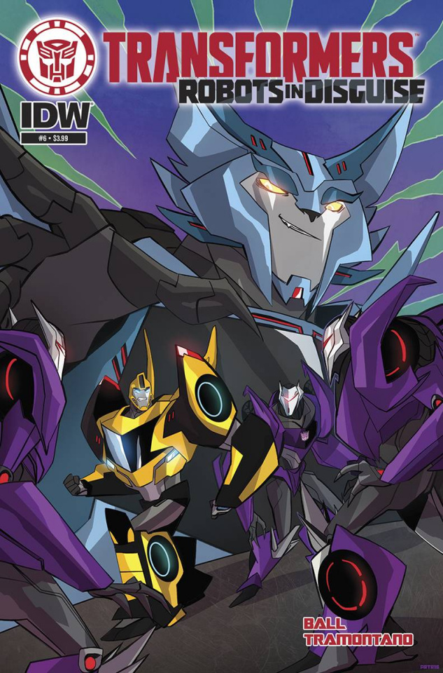 The Transformers: Robots in Disguise Animated #6
