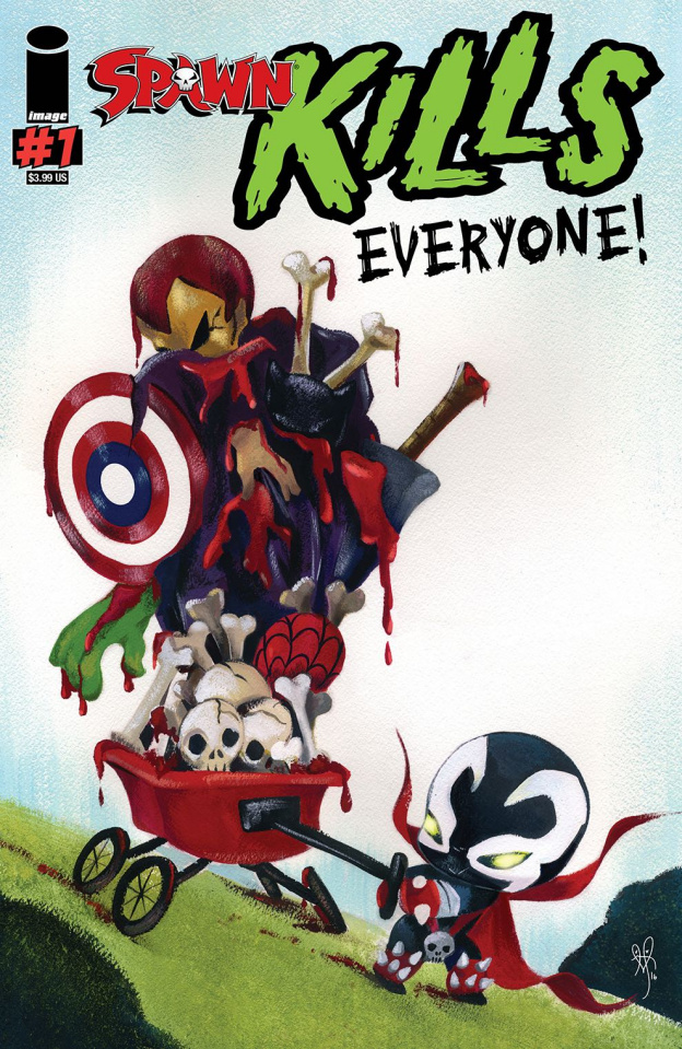 Spawn Kills Everyone! (Hee Cover)
