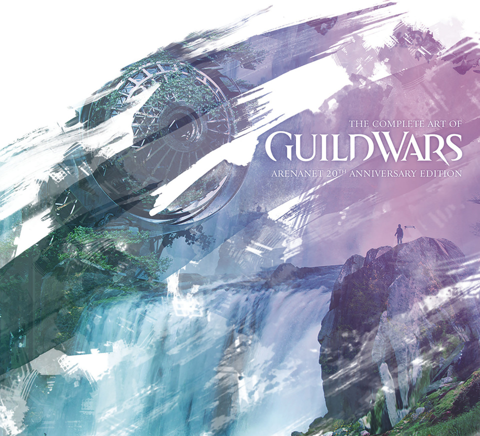 The Complete Art of Guild Wars (Arenanet 20th Anniversary Edition)