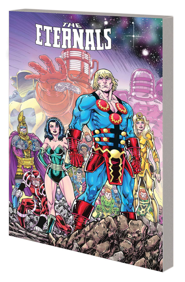 The Eternals: Cosmic Origins